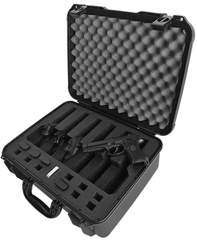 6 Pistol Case