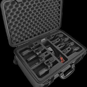 8 Pistol Case