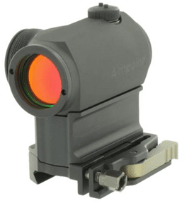 AIMPOINT MICRO T-1 (2 MOA LRP Mount and 39MM Spacer