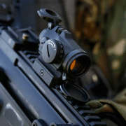 AIMPOINT MICRO T-2 on rifle