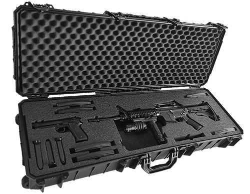 AR Rifle Case - Military - Law Enforcement Rifle Case