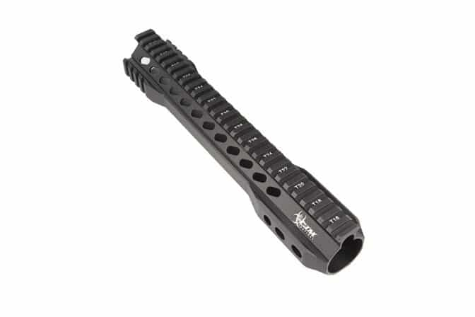 CIM TACTICAL 11.5″ SLIM QUAD RAIL (SQR) 2