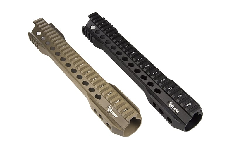 CIM TACTICAL 11.5″ SLIM QUAD RAIL (SQR)