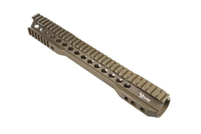 CIM TACTICAL 13.5″ SLIM QUAD RAIL (SQR) 1
