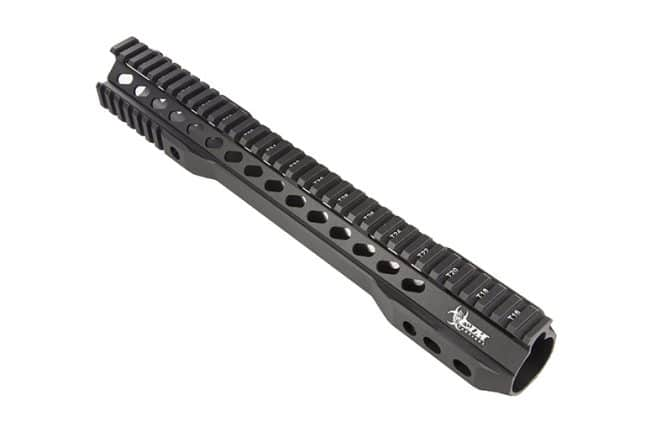 CIM TACTICAL 13.5″ SLIM QUAD RAIL (SQR) 2