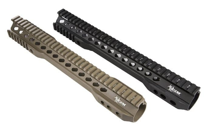 CIM TACTICAL 13.5″ SLIM QUAD RAIL (SQR)