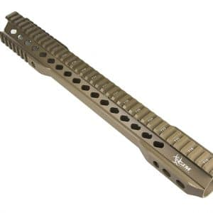 CIM TACTICAL 15″ SLIM QUAD RAIL (SQR) 1