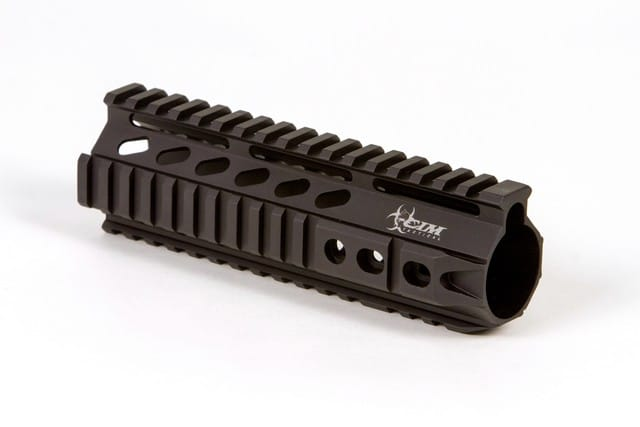 CIM TACTICAL 7″ FULL QUAD RAIL (FQR) GREAT FOR 7.5″ AR PISTOL BUILDS!