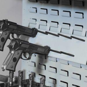 Handgun Storage - Pistol Peg pack