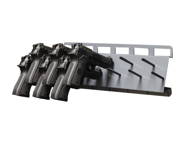 Handgun Storage - Pistol Peg pack