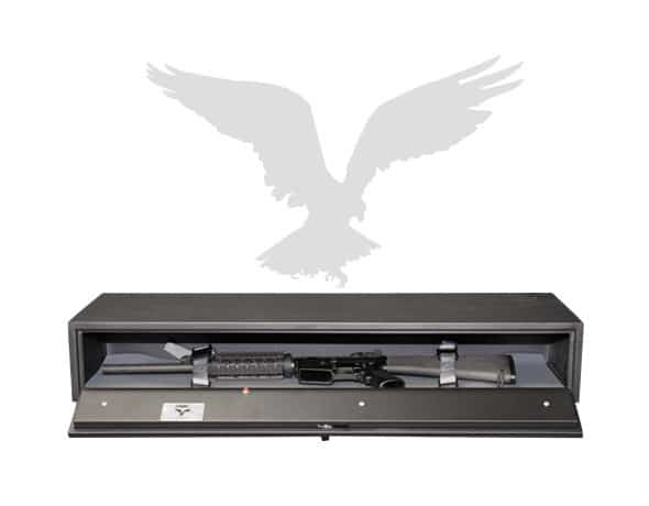 Hidden Gun Safe - Model 40 (with louvers)