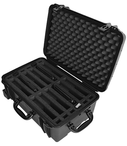Multi M9 Pistol Case - 12 Pack