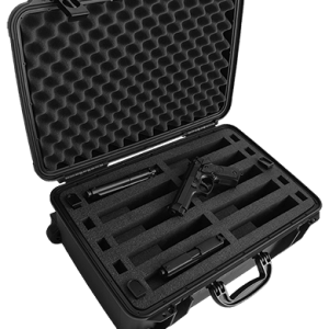 Multiple M9 Pistol Case - 10 Pack