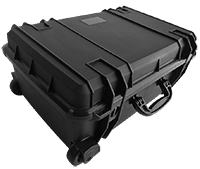 Multiple M9 Pistol Case - 10 Pack closed