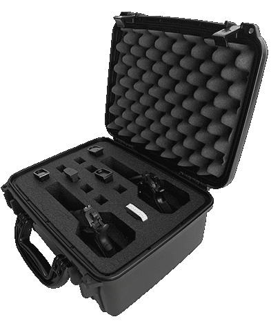 Pistol Case 2 Pack