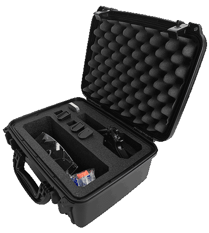 Pistol Case Single Pack