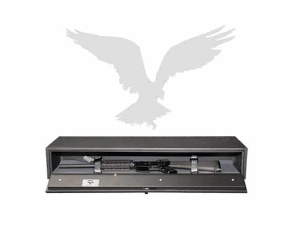 Vehicle mount gun safe - Fast Box Harrier LE 1