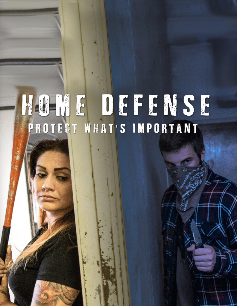 home defense training san diego - los angeles