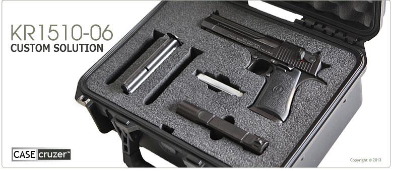 KR1510-06 - Carrying Case - KR Series 2