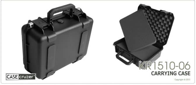 KR1510-06 - Carrying Case - KR Series 3