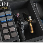 Race Gun Competition Case - 2 Pack