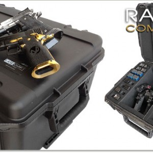 Race Gun Competition Case - 2 Pack 2