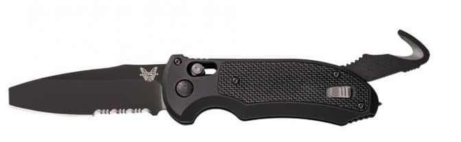 Benchmade Automatic Triage Tactical & Rescue Knife 9160 SBK 2