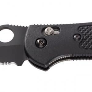 Benchmade Griptilian AXIS Lock Tactical Knife Black 550SBKHG 1