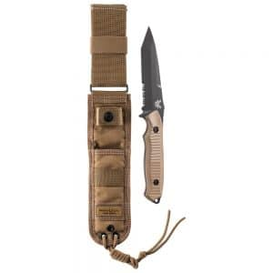 Benchmade Nimravus Fixed Blade Tactical Knife 141SBKSN