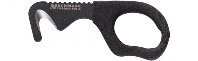 Short Safety Hook & Cutter - 7 BLKW Benchmade 2