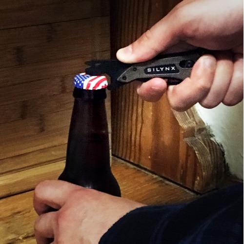 adventure dad kit knife beer openor