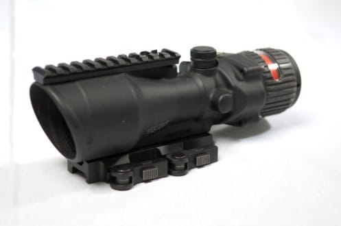 AW6-MGOM™ (Machine Gun Optic Mount)