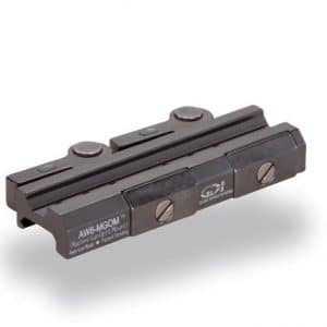 AW6-MGOM™ (Machine Gun Optic Mount)1