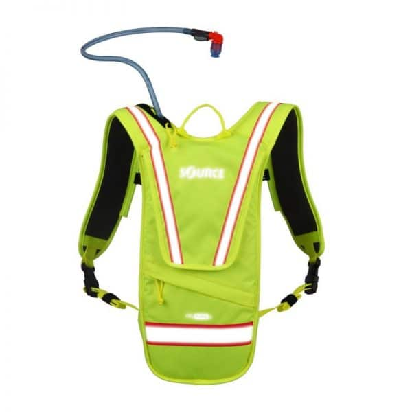 iVis Firefly 2L Hydration pack green