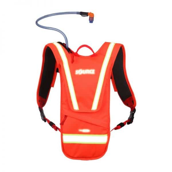 iVis Firefly 2L Hydration pack orange