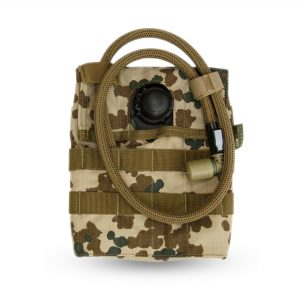 kangaroo-collapsible-canteen-1l-with-pouch Desert