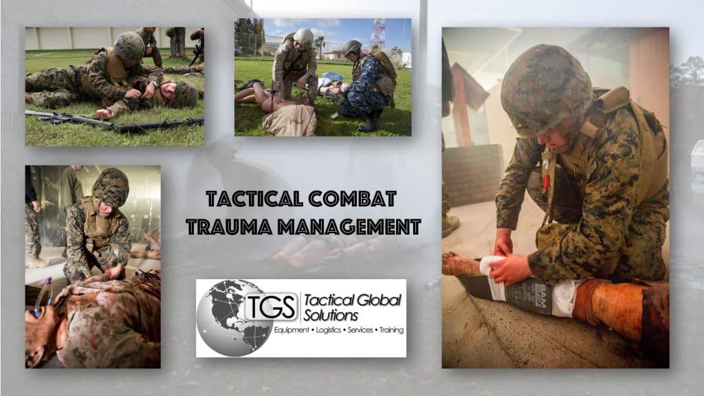 Usmc Tactical Combat Trauma Management Set Tactical