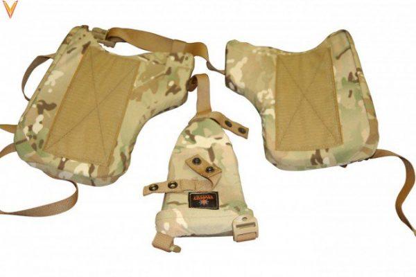 K9 Plate Harness