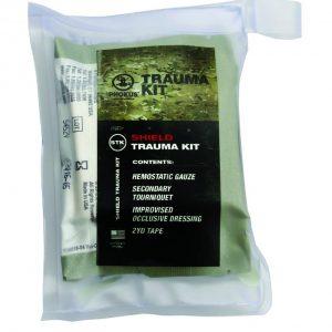 Shield Trauma Kit 2 with Frog Gauze