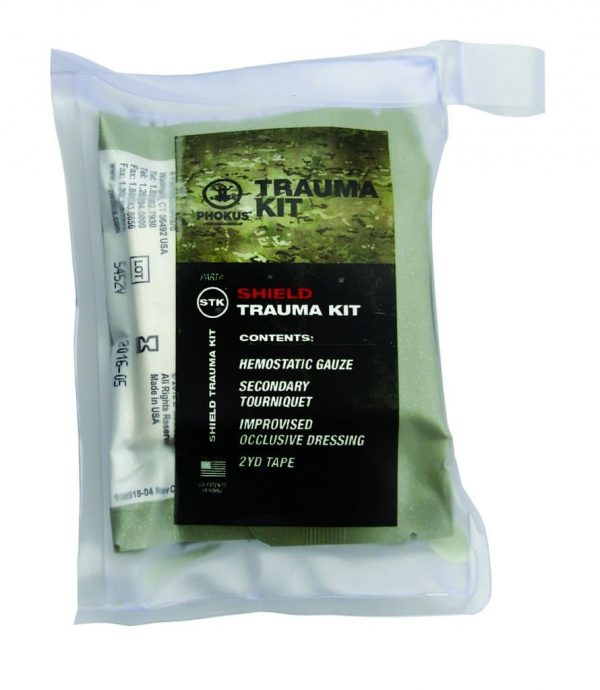 Shield Trauma Kit 2 with Frog Gauze