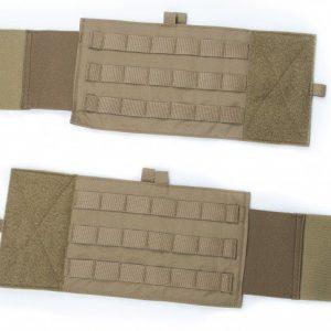 Standard Molle, Plate Pocket Cummerbund